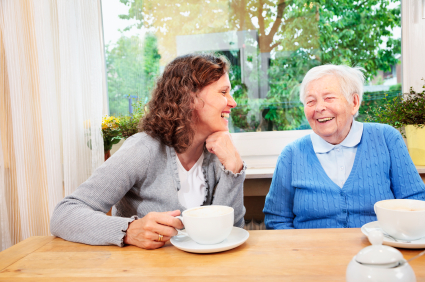 Geriatric Care Managers help elderly clients live safely with dignity